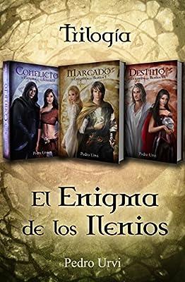 TRILOGÍA EL ENIGMA DE LOS ILENIOS (Marcado, Conflicto, Destino): Trilogía nº1 en Fantasía (Spanish Edition)
