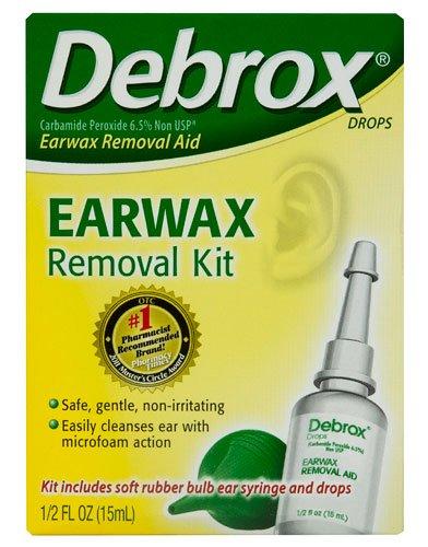 Debrox Ear Wax Removal W/ Size .5z Debrox Ear Wax Removal W/