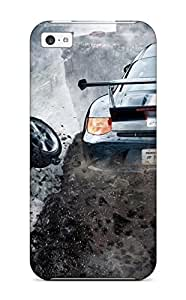Anti-scratch And Shatterproof Need For Speed Phone Case For Iphone 5c/ High Quality Tpu Case