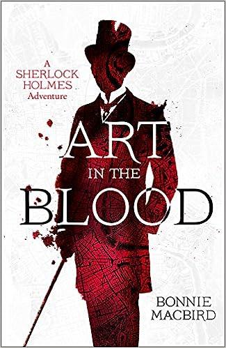 Art in the Blood (A Sherlock Holmes Adventure): Amazon co uk