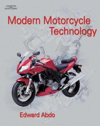 Modern Motorcycle Technology ()