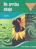 De Arriba Abajo Algebra, RINEHART AND WINSTON HOLT, 0030930634