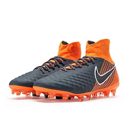 Nike Mens Magista Obra II FG Cleats [Total Crimson] (6.5) (Magista Cleats Soccer)