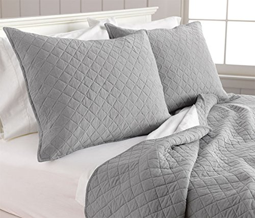 Orvis Jersey Knit Quilt/Only Twin, Twin