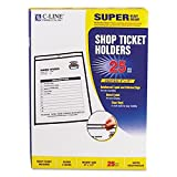 CLI46912 - C-line Shop Ticket Holders