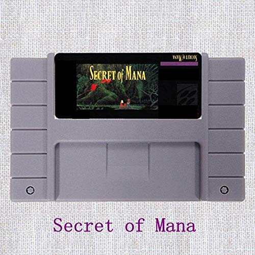 Save File Secret of mana 16 Bit NTSC Big Gray Game Card For USA Version Game Player - MD card Game Card For Sega Mega Drive For Genesis