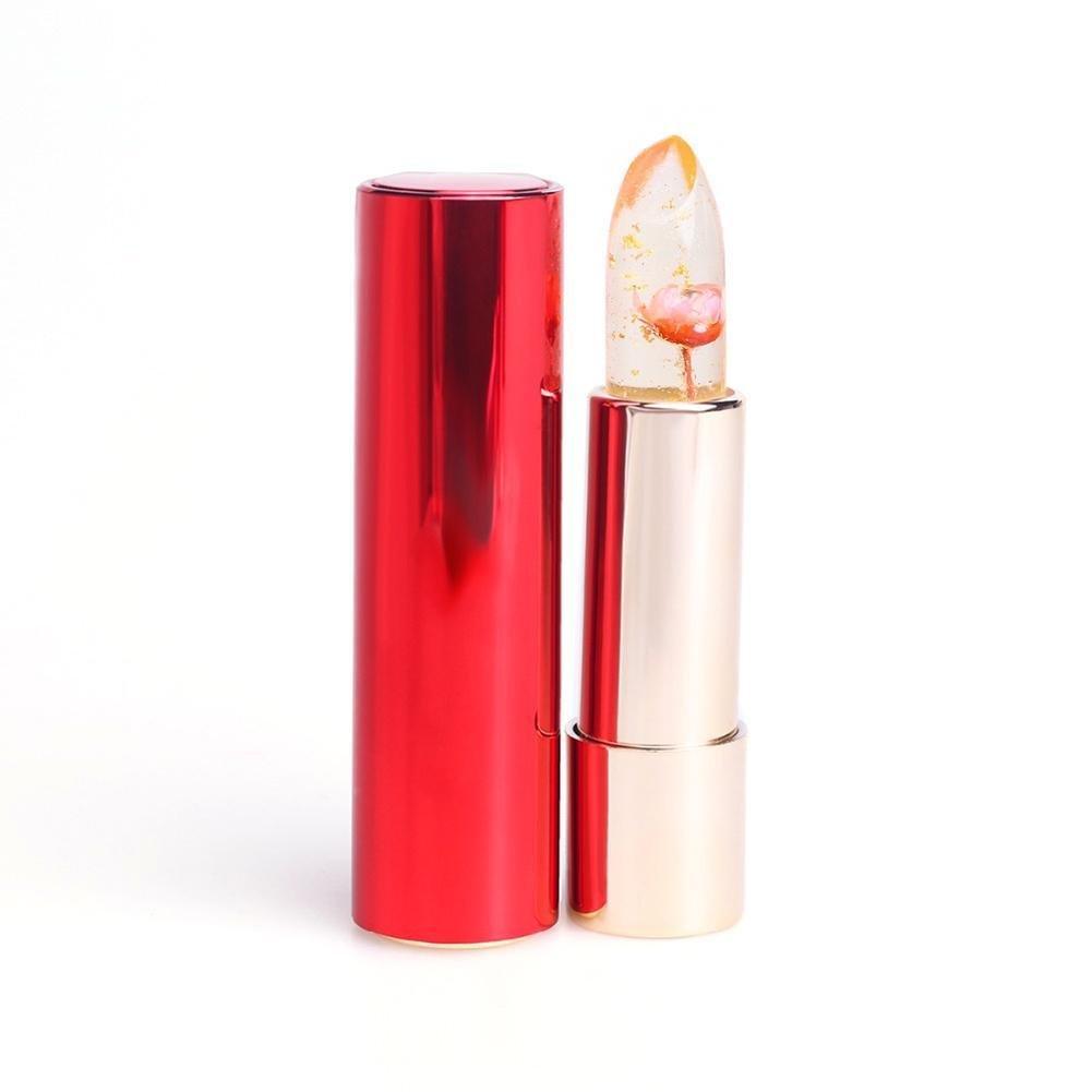 Kailijumei Jelly Moisturizer Lipstick, Barbie Doll Powder Pink, 3.8 Gram
