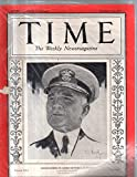 Time Magazine 1933 February 13 Commander in chief of the U.S.Fleet