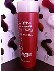 Tahe Energy Revitalizing Color Shampoo Chocolate Ph4.5.