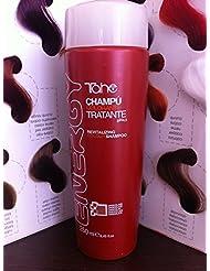 Tahe Energy Revitalizing Color Shampoo Chocolate Ph4.5.