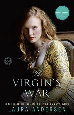 book cover of The Virgin\'s War