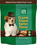 Pampered Pets Organic Peanut Butter Treats (4lb.)