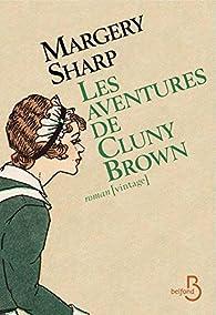 Les aventures de Cluny Brown par Margery Sharp