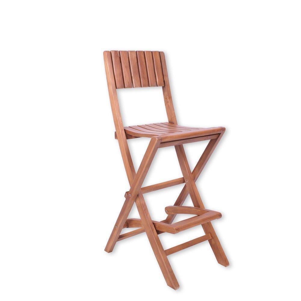 barhocker pati barstuhl hochstuhl klappstuhl hocker bistro gartenm bel stuhl teakholz kaufen. Black Bedroom Furniture Sets. Home Design Ideas