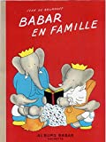 Babar en famille (French Edition)
