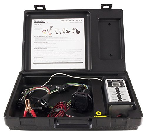 Hopkins 50928 Tow Doctor Trailer End Wire Harness Test Unit by Hopkins Towing (Doctor Test)
