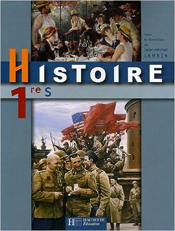 En ligne téléchargement gratuit Histoire 1e S pdf, epub