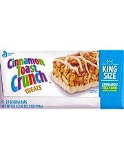 Cinnamon Toast Crunch - Kids Favorite Treat -2.1Oz. -12 King Size Breakfast Bars