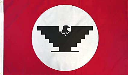 Nuge United Farm Workers Flag 3' x 5' Deluxel Banner