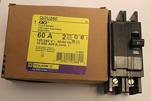 Square D-QOU260 by Square D