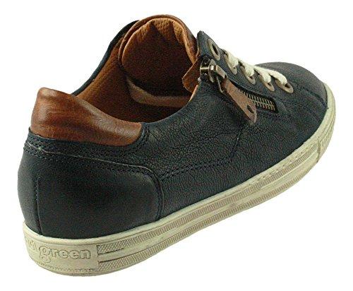 Cordones 047 De Mujer cuoi Ocean Para Paul Zapatos Green 4128 XwAnEOq71