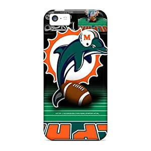 MMZ DIY PHONE CASEBest Hard Phone Cover For iphone 6 plus 5.5 inch With Support Your Personal Customized Trendy Miami Dolphins Pattern JacquieWasylnuk
