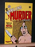 img - for Thrilling Murder Comics #1 book / textbook / text book