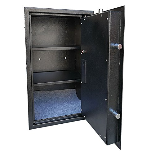 Benlet Home Office Security Safe 1.8 Cubic Feet Electronic Digital Keypad Steel Black Box by Benlet (Image #2)