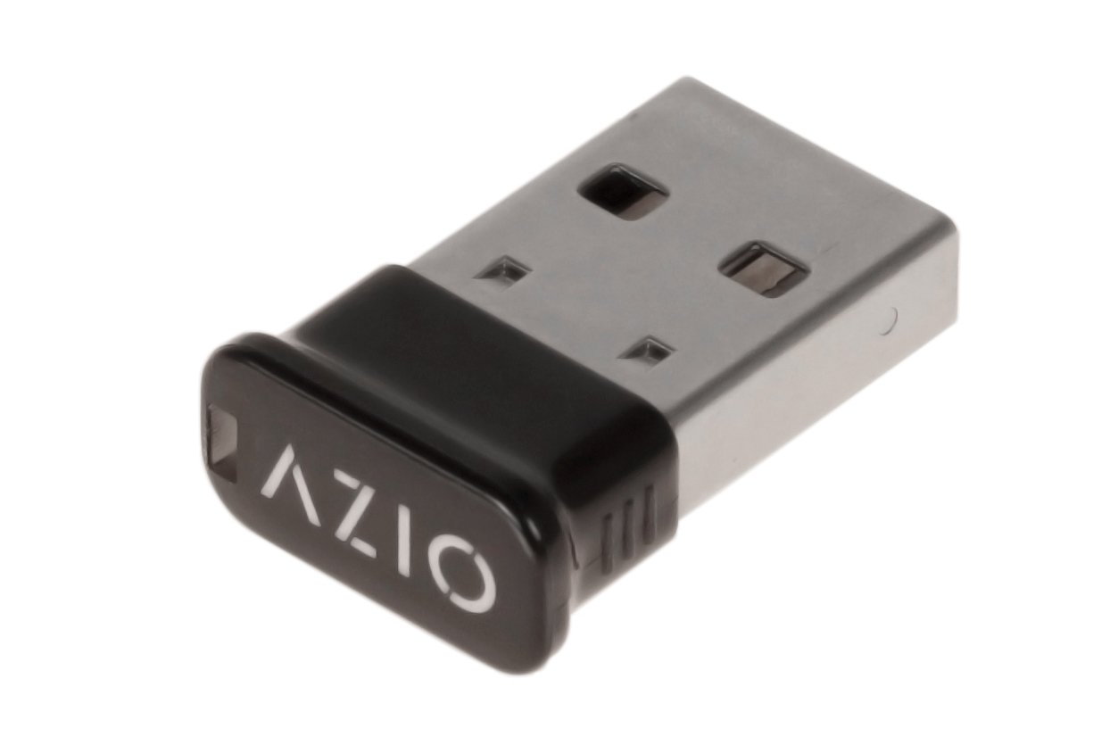Azio USB Micro Bluetooth Adapter V4.0 EDR and aptX (BTD-V401) by Azio