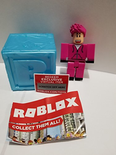 ROBLOX Series 3 Speed Runner action Figure mystery box + Virtual Item Code 2.5