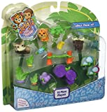 Just Play Jungle In My Pocket Playset (15 Pieces)