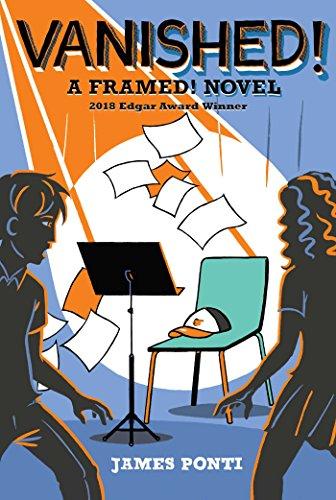 Vanished! (Framed! Book 2)