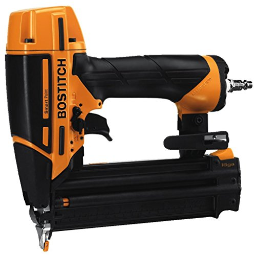 Factory-Reconditioned BOSTITCH U/BTFP12233 Smart Point 18 gauge Brad Nailer