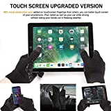 TRENDOUX Gloves, Winter Touch Screen Driving Glove