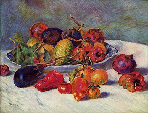 Pierre Auguste Renoir Still Life - 8