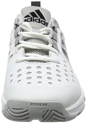 Noir Classic Blanc Bounce Tennis de Onix Core adidas Black Clear White Homme Ftwr Barricade Chaussures 5UZc0q