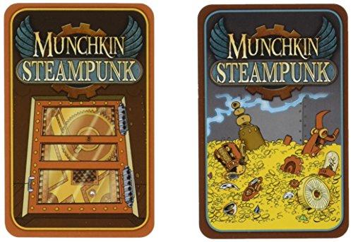 Munchkin Steampunk Card Game 4