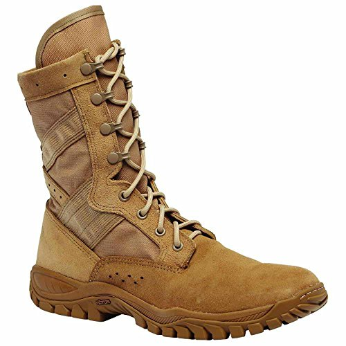 Belleville One Xero 320 Desert Tan Boot Assalto Ultraleggero, Made In Usa Desert Tan