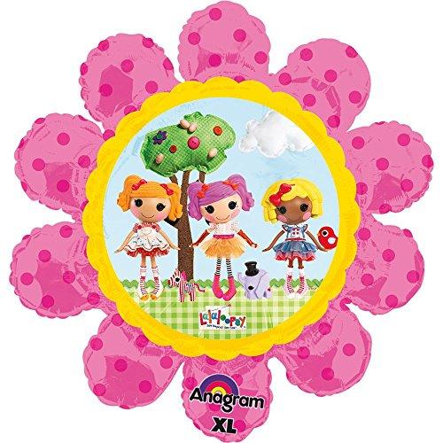 Mayflower BB60916 La La Loopsy Flower Shape 29 in. Balloon]()