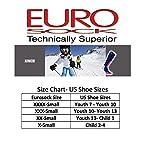 Eurosocks Junior Ski Supreme Socks, Tailored For