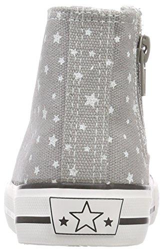Canadians Mädchen 833 351 Hohe Sneaker Grau (Lt.Grey)