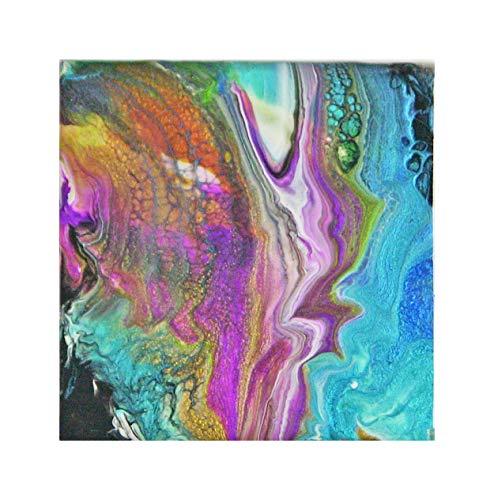 "Rezin-Arte (Epoxy,Resin,Paint,Color,Art)""Aquamarine"" Pigment 40 Gram Jar"