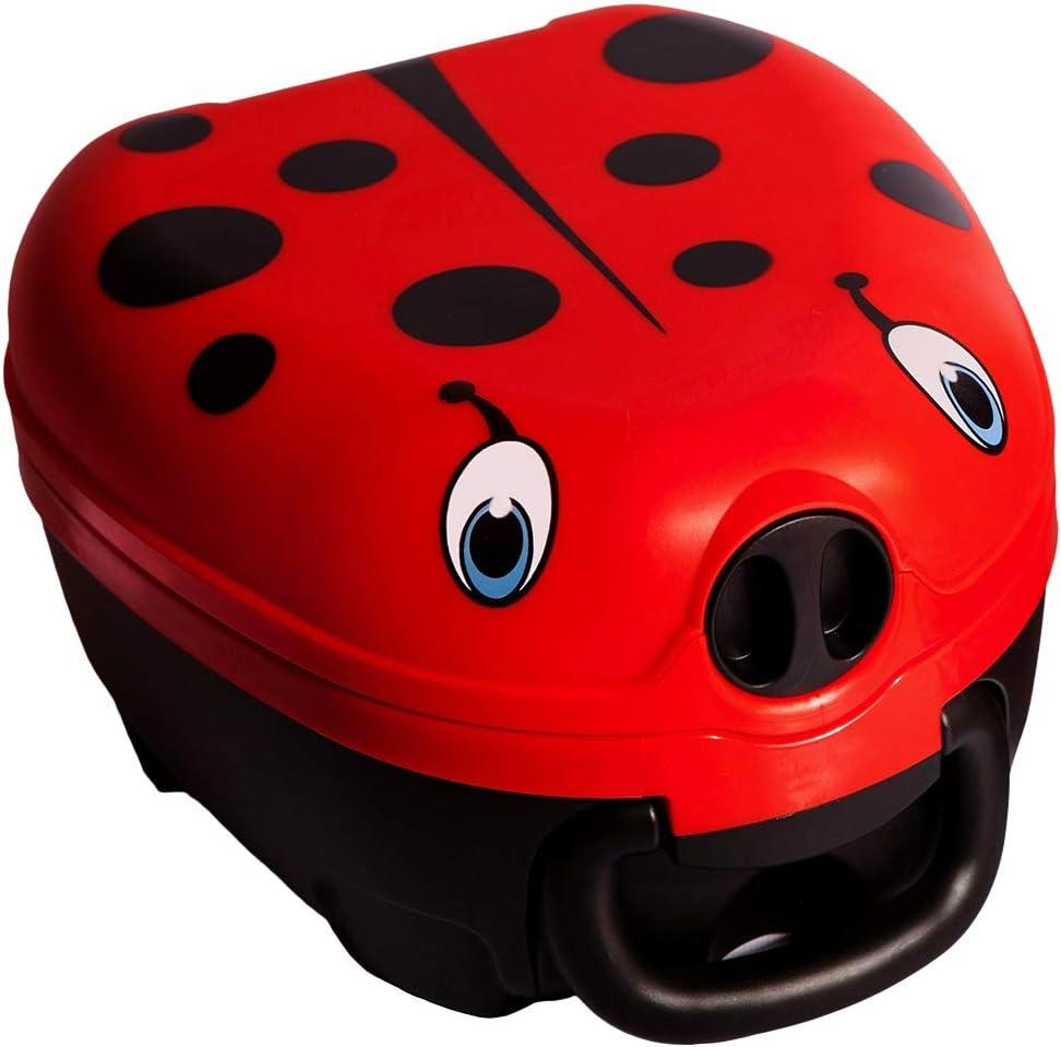 MY CARRY POTTY Pot de Voyage Etanche Motif Abeille