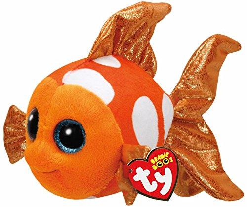 Ty Sami Fish Plush, Orange, Regular -