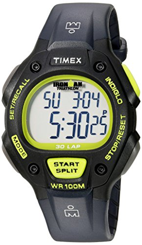 Amazon Timex Mens T5h591 Ironman Classic 30 Full Size Black