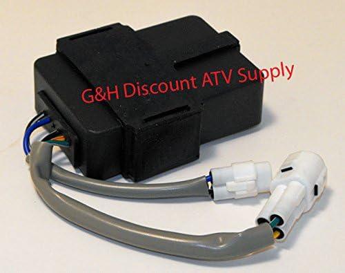 NEW QUALITY CDI Ignition Box Ignitor Unit for 1989-2004 Kawasaki KLF 300 Bayou replaces 21119-1369