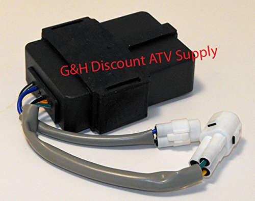 NEW QUALITY CDI Ignition Box Ignitor Unit for 1989-2004 Kawasaki KLF 300 Bayou (replaces 21119-1369) -  Armor Tech, IG300A