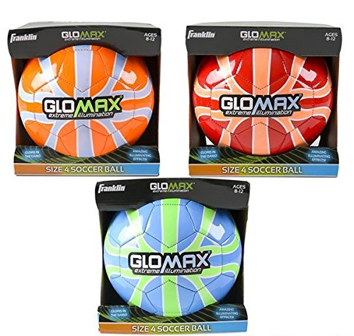FRANKLIN GLOMAX SOCCER BALL, Case of 6 by DollarItemDirect