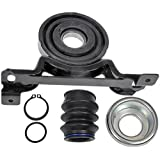 APDTY 133802-Kit Driveshaft Center Support Bearing Kit With Bracket Boot & Hardware Fits 2003-2007 Cadillac CT S or 2005-2011 Cadillac STS (Except AWD Models; Replaces 88951975, 19353727)