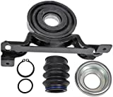 driveshaft center support bearing - APDTY 133802-Kit Driveshaft Center Support Bearing Kit With Bracket Boot & Hardware Fits 2003-2007 Cadillac CT S or 2005-2011 Cadillac STS (Except AWD Models; Replaces 88951975)